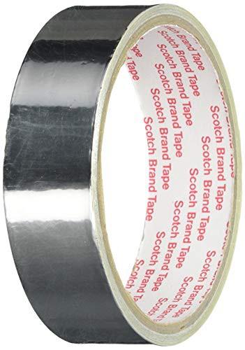 アルミ箔導電性テープ 25mm×3m AL-50BT