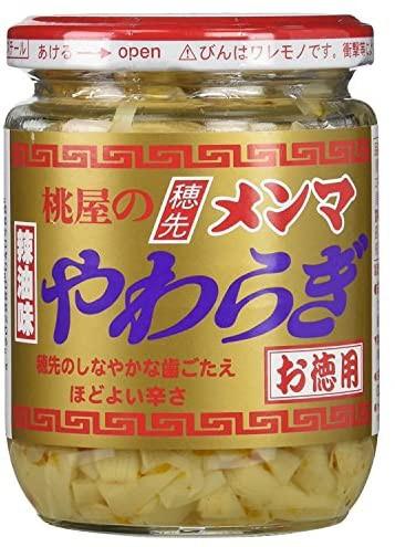 桃屋 穂先メンマやわらぎお徳用 210g×2個