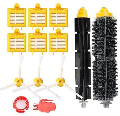 iEGrow ルンバ消耗品 700シリーズ ルンバ700ブラシ ルンバークリーニングツール ルンバアクセサリ ルンバ700 720 750 760 765 770 772 77