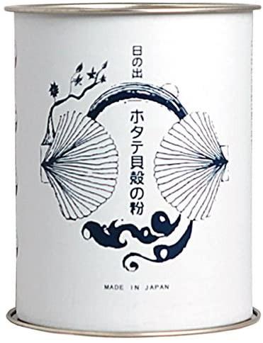日の出PRODUCTS / ホタテ貝殻の粉 150g