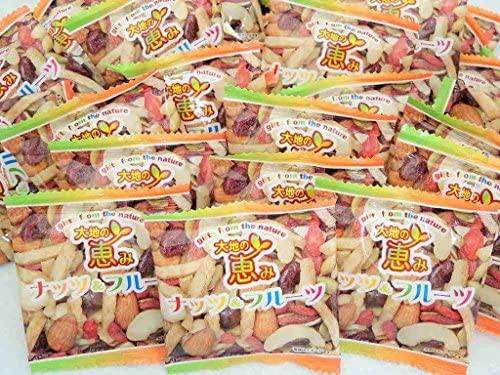 ドライフルーツ ミックス ナッツ 【小分けで便利なナッツミックス】 ミックスナッツ カシューナッツ アーモンド クコの実 かぼちゃの種