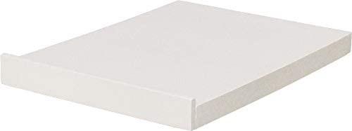 オスマック スライドトレー スライドテーブル 家電下 炊飯器下 ラック キッチン 収納用品 ホワイト 幅30×奥行40cm YSHK-30401W