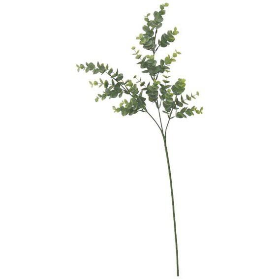 【人工観葉植物】パウダーユーカリスプレイ 66cm 【観葉植物 造花 フェイクグリーン 光触媒 CT触媒 インテリア】[G-L]