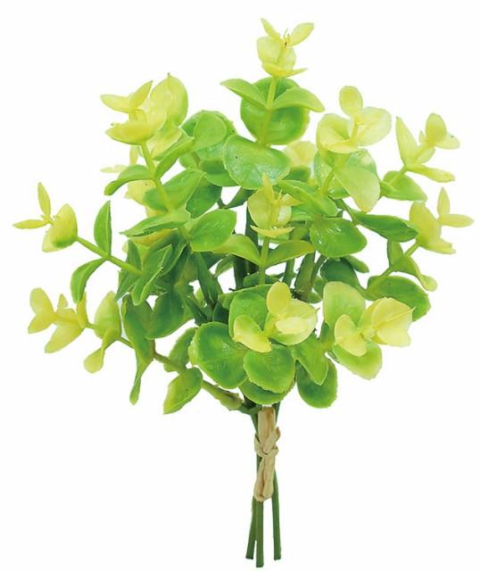 【12個から注文可能】ユーカリバンドル X3 GREEN(造花 花材 アートフラワー)