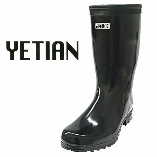 N900 吸汗速乾軽半長靴 イエテン(YETIAN) 長靴・軽半長 24.0〜29.0cm