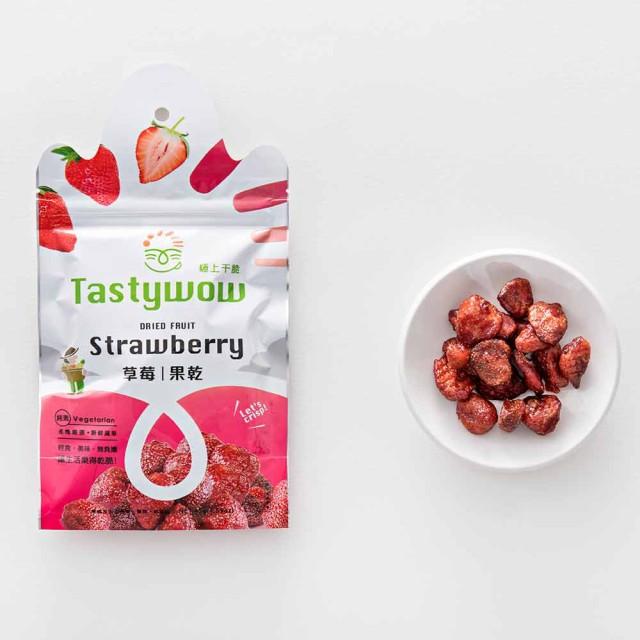 台湾産 イチゴ ドライフルーツ 【極上干脆】通販  台湾 お土産 お菓子