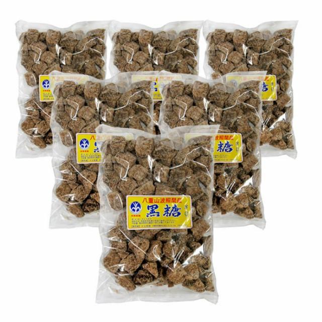 八重山波照間産純黒糖【1kg×6袋セット】 全国送料無料