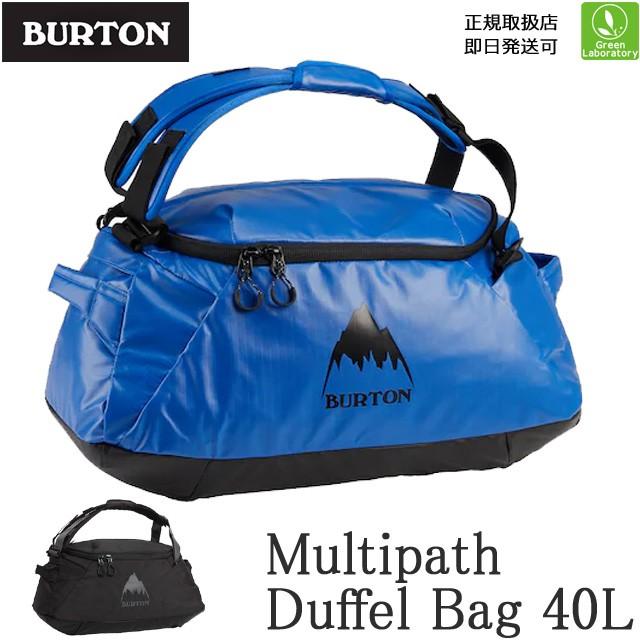 期間限定10%OFFセール バートン BURTON ダッフル マルチパスダッフルバッグ 40リットル Multipath Duffel 40L ボストン  バッグ