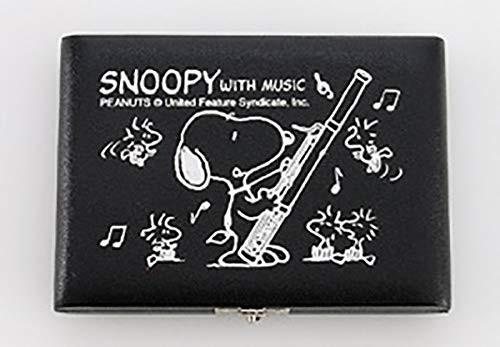 『全国送料無料』SNOOPY with Music リードケース ファゴット用 5本収納