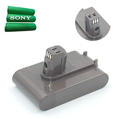 『全国送料無料』ダイソン dyson 互換 バッテリー DC31 / DC34 / DC35 / DC44 / DC45 22.2V 大容量 2.0Ah 2000mAh ネジ無しタイプ 長寿命