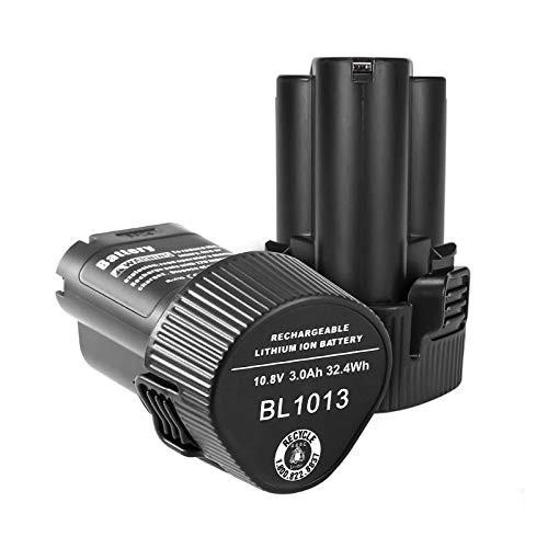『全国送料無料』Reoben 互換BL1013 マキタ 10.8v バッテリー マキタ バッテリー マキタ互換バッテリー 10.8v 【2個セット】 3000mAh 10.
