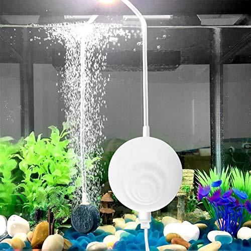 『全国送料無料』Zero distance 2020進化版新しい 、水槽エアーポンプ 小型エアーポンプ 0.3L / Min空気の排出量 空気ポンプ 低騒音 効率