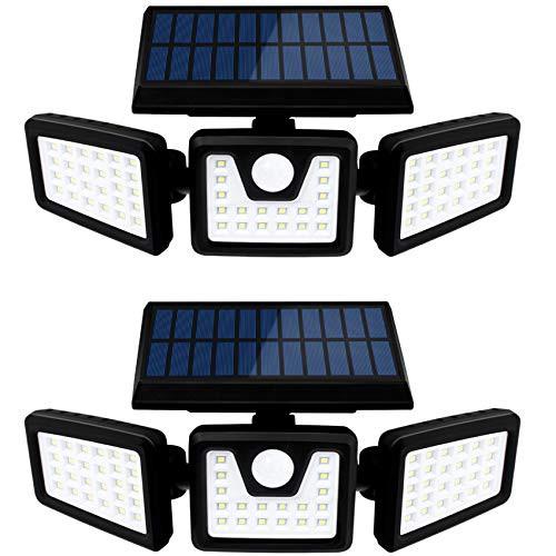 『全国送料無料』センサーライト 屋外 ソーラーセンサーライト 人感センサーライト 70LED IP65防水 高輝度 自動点灯消灯 防犯ライト 太陽