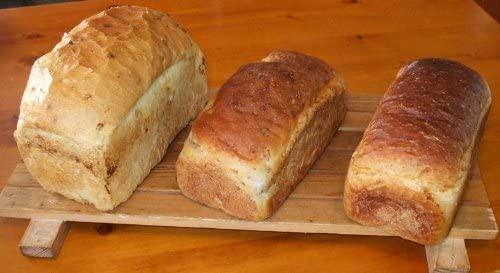 焼きたて!直送★手づくりパン工房alzo 無添加玄米パン・五穀パン・ライ麦パン★