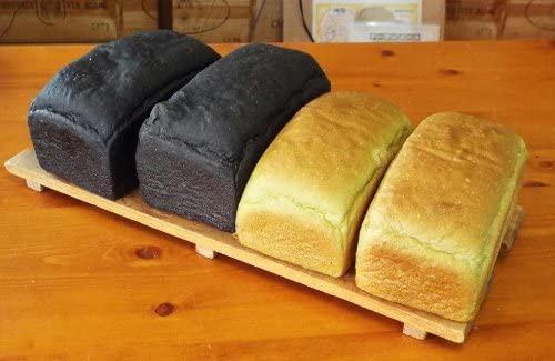 焼きたて!直送★手づくりパン工房alzo 無添加宇治抹茶パン・竹炭パン・米粉パン★