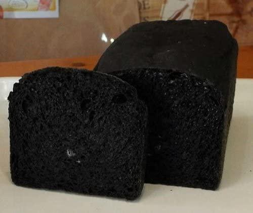 焼きたて!直送★手づくりパン工房alzo 無添加竹炭パン×3★