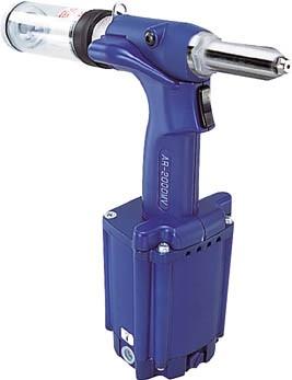 ロブテックス(エビ) エアーリベッター 吸引排出装置付 AR2000SV