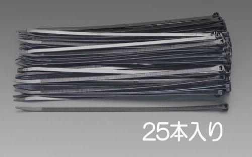 エスコ(ESCO) 511x12.7mm 結束バンド(耐候性/25本) EA475AT-510