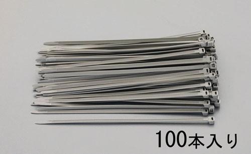 エスコ(ESCO) 200x4.4mm 結束バンド(耐候性OD色/100本) EA475F-200