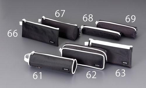 エスコ(ESCO) 90x205mm 小物袋(マチなし) EA509AD-66