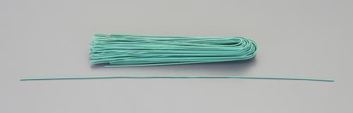 エスコ(ESCO) 1.2x350mm 結束線(被覆付/約85本) EA951AT-6