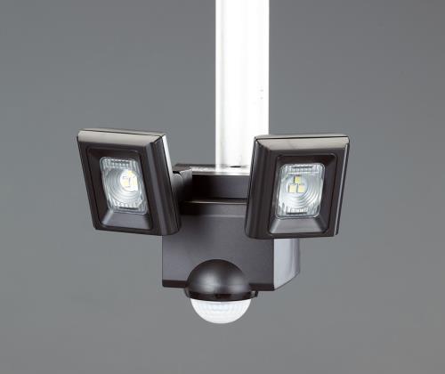 エスコ(ESCO) [単2x3本] LEDセンサーライト(電池式) EA864CB-41BB