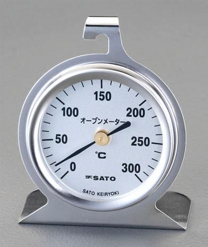 エスコ(ESCO) 60mm オーブン温度計 EA728AS-14
