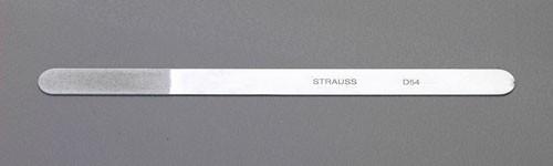 エスコ(ESCO) 180x12.7x0.2mm/#600 ダイヤモンド鑢(極薄刃) EA826VL-21