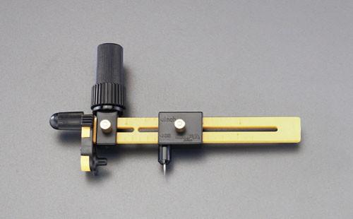 エスコ(ESCO) φ40-210mm ロータリーコンパスカッター EA827DD