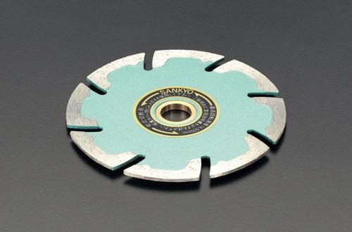 エスコ(ESCO) 105x1.8x20.0mm ダイヤモンドカッター EA843R-105