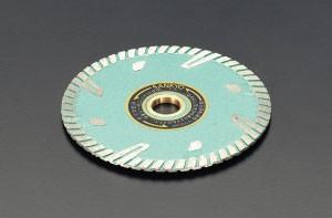 エスコ(ESCO) 105x1.8x20.0mm ダイヤモンドカッター EA843RB-105