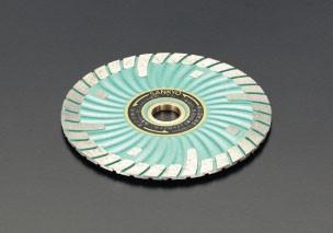 エスコ(ESCO) 125x2.2x22.0mm ダイヤモンドカッター EA843RD-125