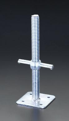 エスコ(ESCO) 34x380mm/140x140mm ジャッキベース EA948TC-1