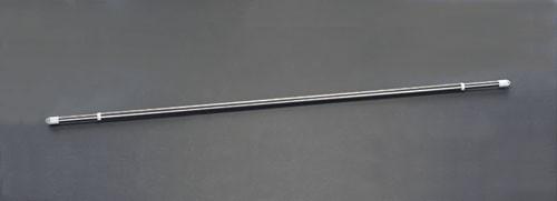 エスコ(ESCO) 2200-4000mm 物干し竿伸縮型(ステンレス巻) EA951FD-6