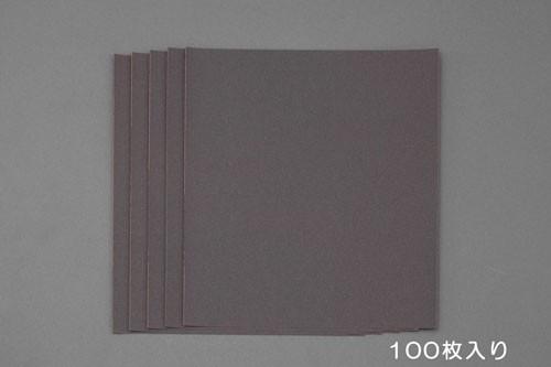 エスコ(ESCO) #400 耐水ペーパー(100枚) EA366MH-40