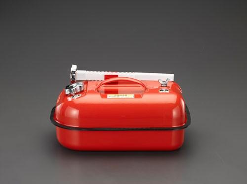 エスコ(ESCO) 10L ガソリン携行缶(UNKHK適合品) EA991HB-110