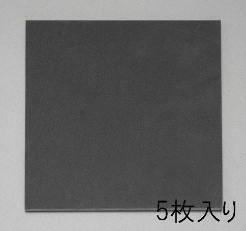 エスコ(ESCO) 450x450x5mm スポンジゴム(5枚) EA997XD-35