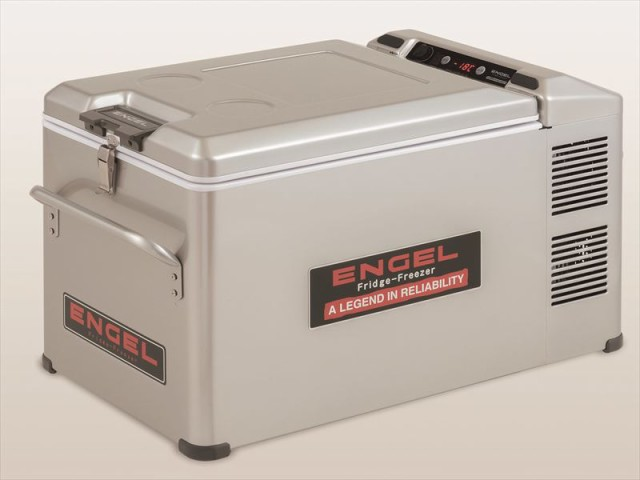 エスコ(ESCO) DC12V/24V/AC100V(32L) 冷蔵庫 EA763AP-161