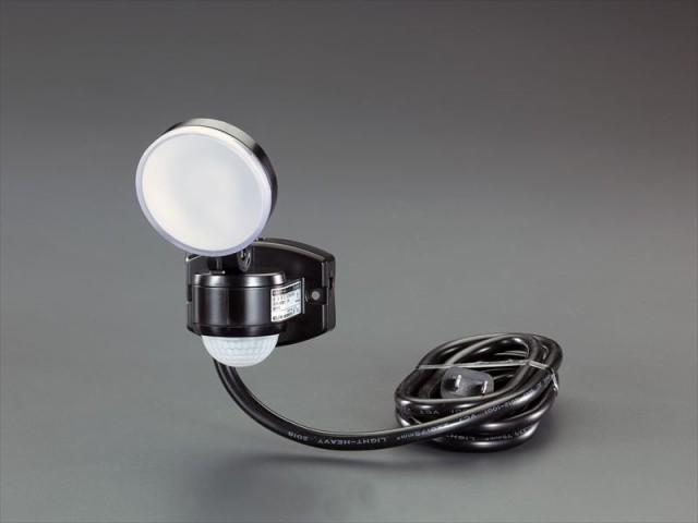 エスコ(ESCO) AC100V/4W LEDセンサーライト EA864CB-91A