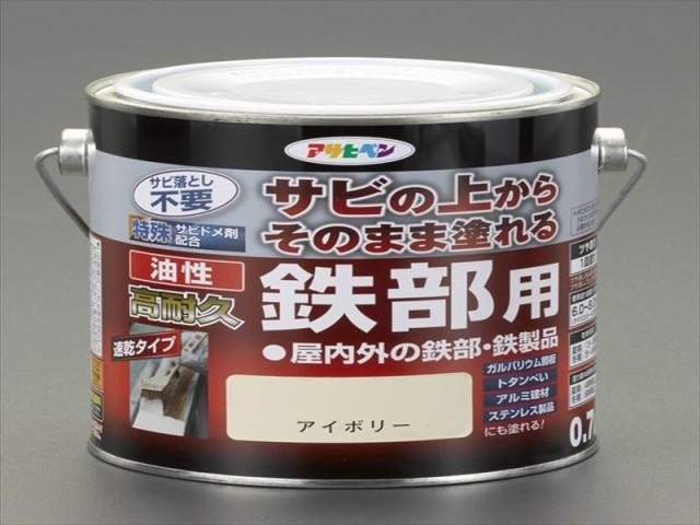 エスコ(ESCO) 1.6L [油性] 錆止め塗料(グレー) EA942CG-122
