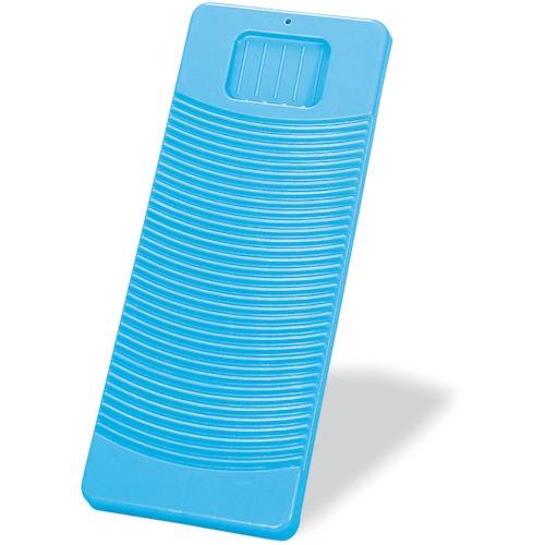 TONBO(新輝合成) 洗濯板 大 ブルー 00809
