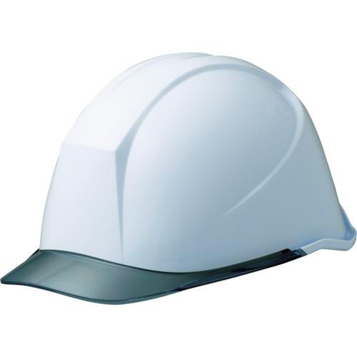 ミドリ安全 女性用ヘルメット 通気孔付 ホワイト/スモーク LSC-11PCLV-W/S