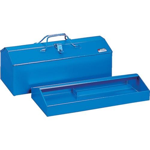 リングスター N型両開きツールボックス 450X180X160 ブルー N-450-B