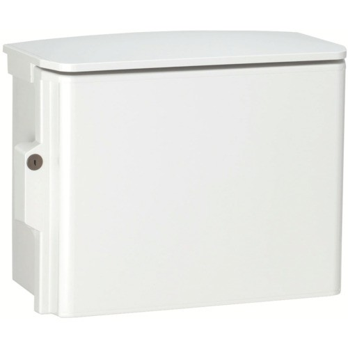 Nito(日東工業) キー付耐候プラボックス 400X180X321 OPK18-43A