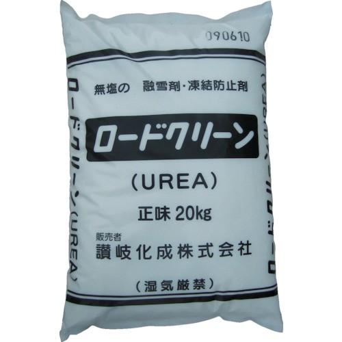 【直送】【代引不可】讃岐化成 凍結防止剤 ロードクリーンUREA (1袋入) RCU20