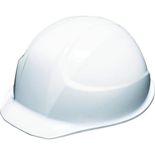 TRUSCO(トラスコ) 超軽量ヘルメット 軽帽 通気孔付 ホワイト TD-AA17V-W