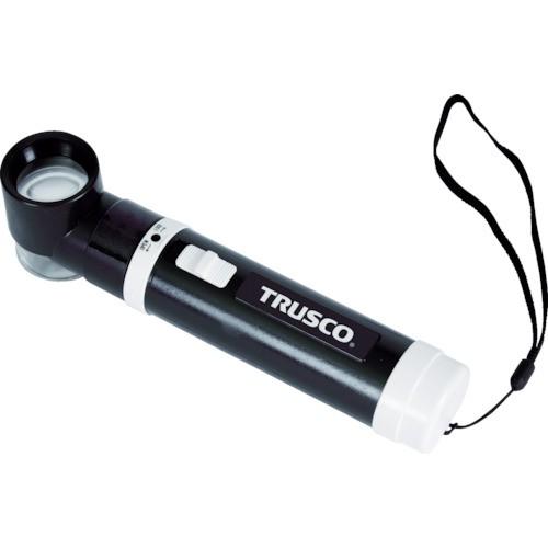 TRUSCO(トラスコ) LED付きスケールルーペ 10倍 TL-10KLED