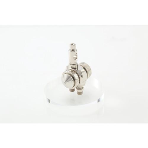 アネスト岩田 液体塗布用自動スプレーガン(小形簡易丸吹) ノズル口径2.0mm TOF-5RB-20L