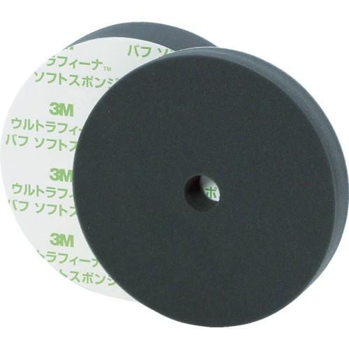 3M ウルトラフィーナ ソフトスポンジバフ 厚さ50mm 外径190mm 1袋 5766