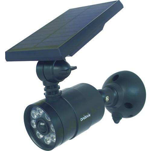 DAISHIN(大進) カメラ型ソーラーセンサーライト DLS-KL600